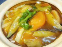 若鶏ササミと彩り野菜の煮込み